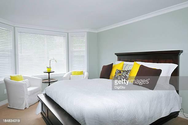 Elegante e moderno quarto