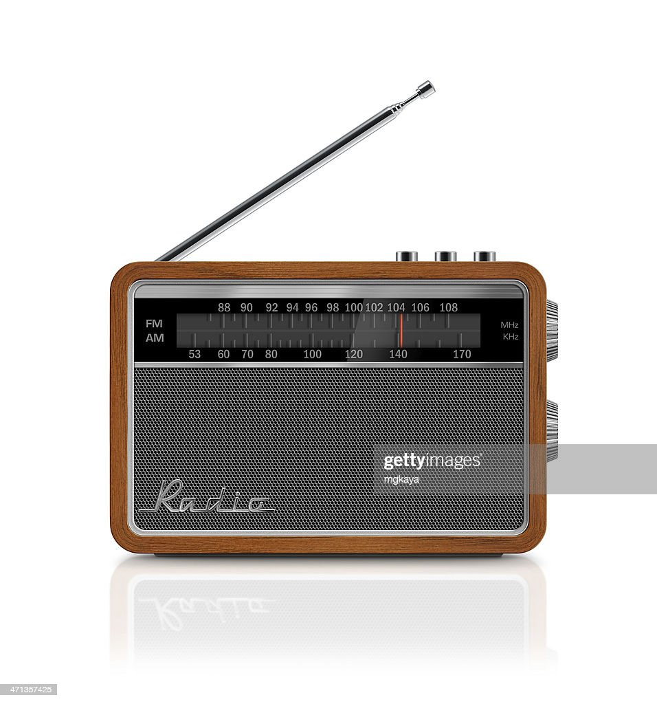 Transistor Stock Photos And Pictures Getty Images Green Electrical Circuit Board With Microchips Transistors Stylish Vintage Portable Radio