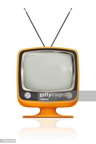 Stylish Vintage Television