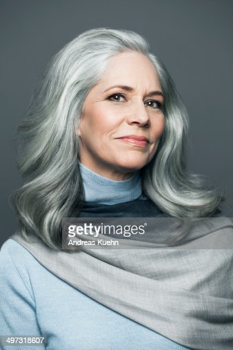 50 Year Old Woman Portrait Pictures & Stock Photos   Getty