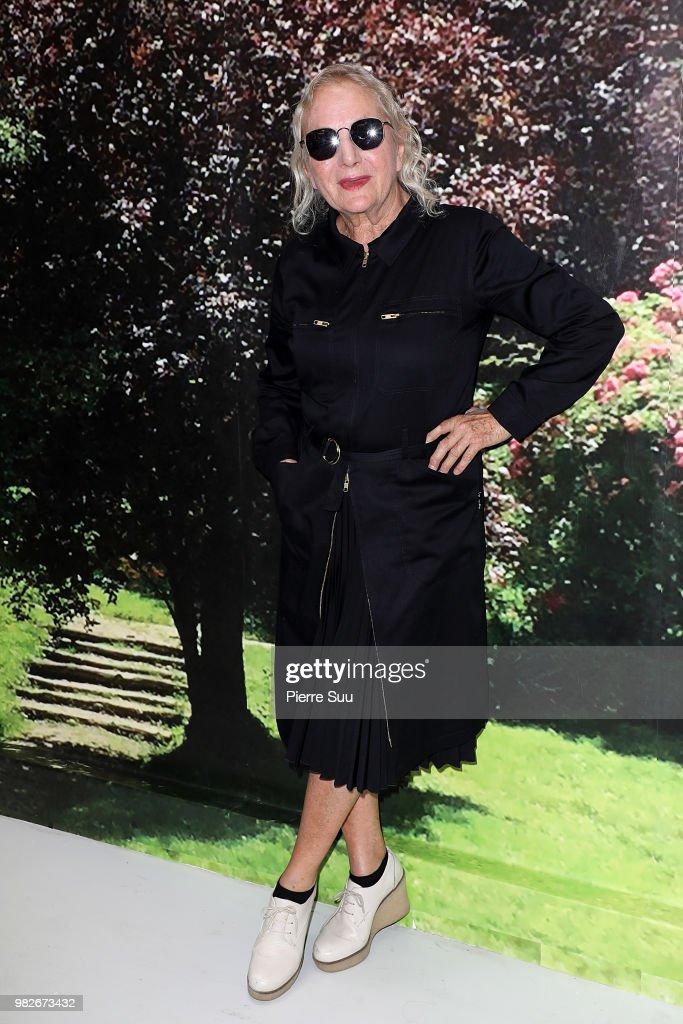Agnes B.: Front Row - Paris Fashion Week - Menswear Spring/Summer 2019 : ニュース写真