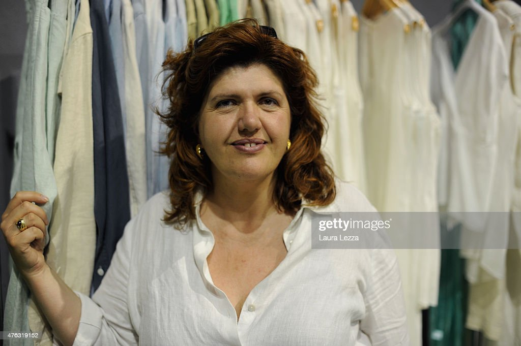 Stylist And Designer Of High Quality Hemp Clothes Francesca Tronca News Photo Getty Images