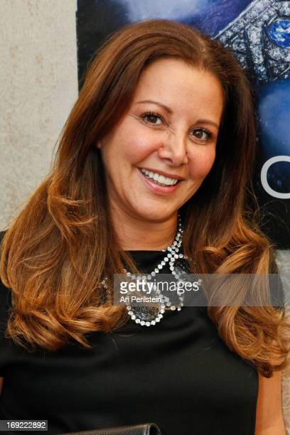 Stylist Deborah Waknin attends CIRCA Beverly Hills Grand Opening on May 21 2013 in Beverly Hills California