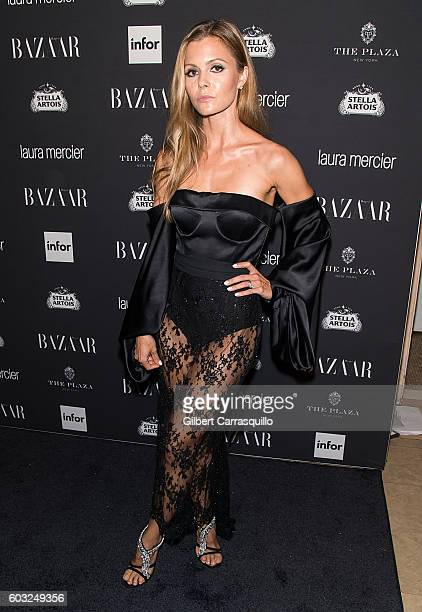 Stylist Elizabeth Sulcer attends Harper's BAZAAR Celebrates 'ICONS By Carine Roitfeld' at The Plaza Hotel on September 9 2016 in New York City