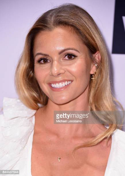 Stylist Elizabeth Sulcer attends the Daily Front Row's Fashion Media Awards at Four Seasons Hotel New York Downtown on September 8 2017 in New York...