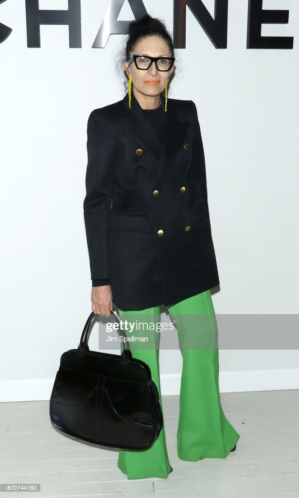 Stylist Haidee Findlay-Levin attends the launch of The Coco Club celebrated by CHANEL at The Wing Soho on November 10, 2017 in New York City.