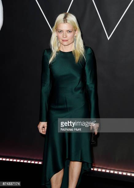 Stylist Kate Young attends the 2017 Whitney Art Party at The Whitney Museum of American Art on November 14 2017 in New York City