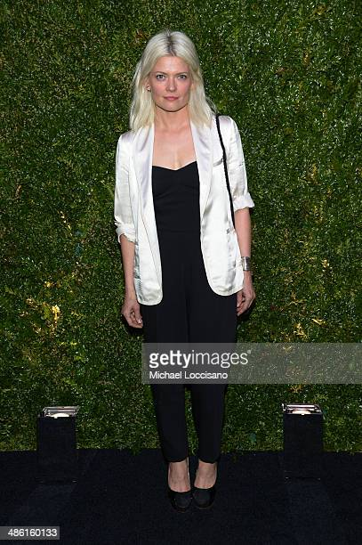 d6811a7c71 Stylist Kate Young attends the CHANEL Tribeca Film Festival Artists Dinner  at Balthazar on April 22