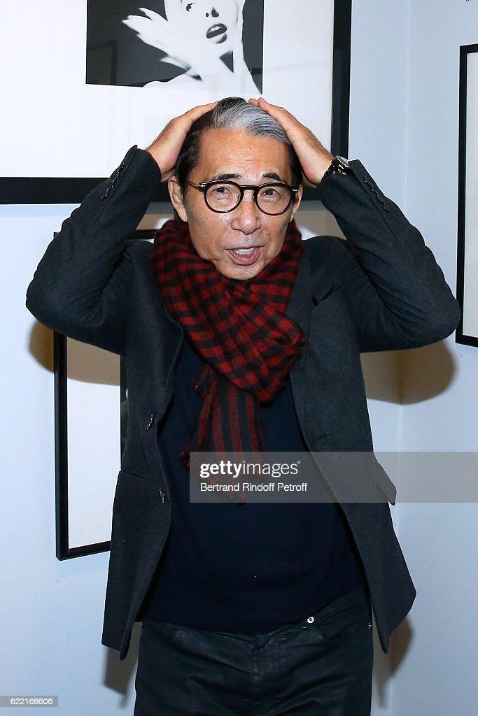 Carla Sozzani : Photo Exhibition At Galerie Azzedine Alaia In Paris : News Photo