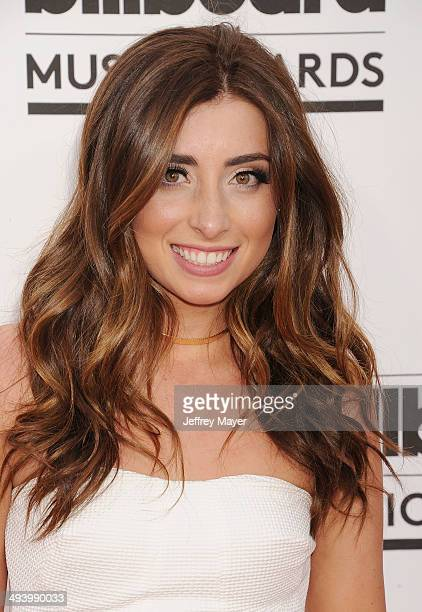 Stylist Lauren Elizabeth arrives at the 2014 Billboard Music Awards at the MGM Grand Garden Arena on May 18 2014 in Las Vegas Nevada