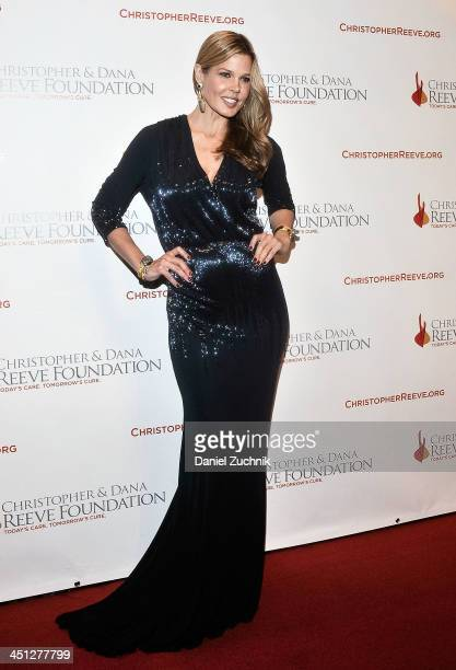 Stylist Mary Alice Stephenson attends the 2013 Christopher Dana Reeve Foundation's A Magical Evening Gala at Cipriani Wall Street on November 21 2013...