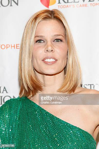 """Stylist Mary Alice Stephenson attends the Christopher & Dana Reeve Foundation's """"A Magical Evening"""" Gala at the Marriot Marquis on November 9, 2009..."""
