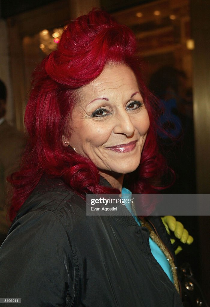 Stylist Patrcia Field attends the Broadway opening of 'Sly Fox' at The Barrymore Theatre April 1, 2004 in New York City.