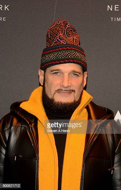 Stylist Phillip Bloch attends the Ultimate Encore New York premiere at the W New York on December 8 2015 in New York City