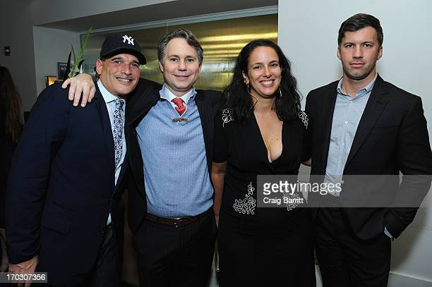 Stylist Phillip Bloch Jason Binn CEO/Founder of DuJour Media Nicole Vecchiarelli CoEditor in chief at DuJour Media Keith Pollock CoEditor in chief at...