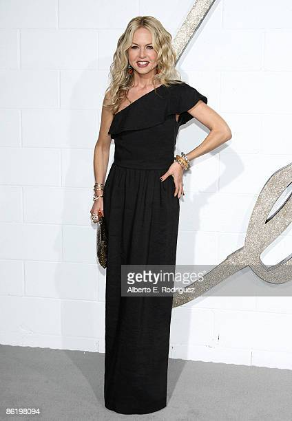 Stylist Rachel Zoe arrives at the Chloe Los Angeles Boutique Opening Celebration held at Milk Studios on April 23 2009 in Los Angeles California