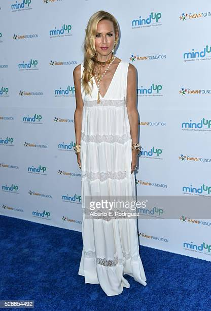 Stylist Rachel Zoe attends Goldie Hawn's Annual Goldie's Love In For Kids on May 06 2016 in Beverly Hills California