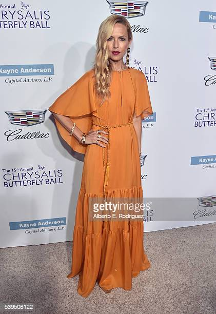 Stylist Rachel Zoe attends the 15th Annual Chrysalis Butterfly Ball at a Private Residence on June 11 2016 in Brentwood California