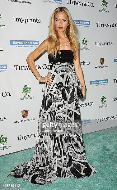 Stylist Rachel Zoe attends the 2014 Baby2Baby gala at The Book Bindery on November 8 2014 in Culver City California