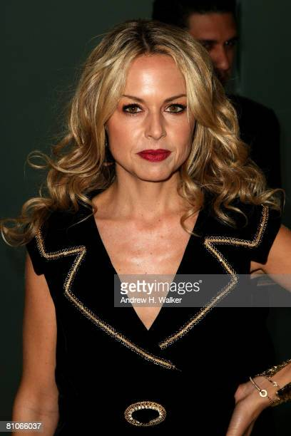 Stylist Rachel Zoe attends the Christian Dior Cruise 2009 Collection at Gustavino's in New York City