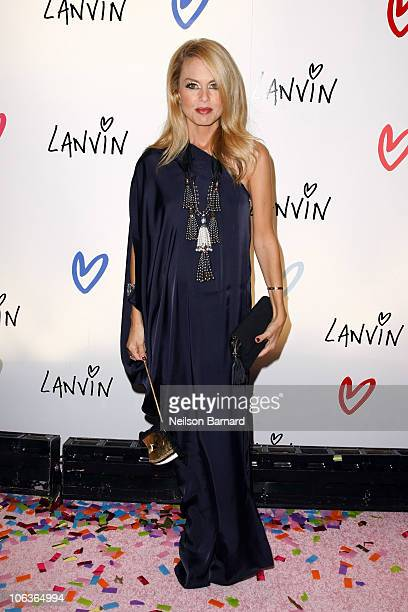 Stylist Rachel Zoe attends the Halloween Extravaganza at Lanvin Boutique on October 29 2010 in New York City
