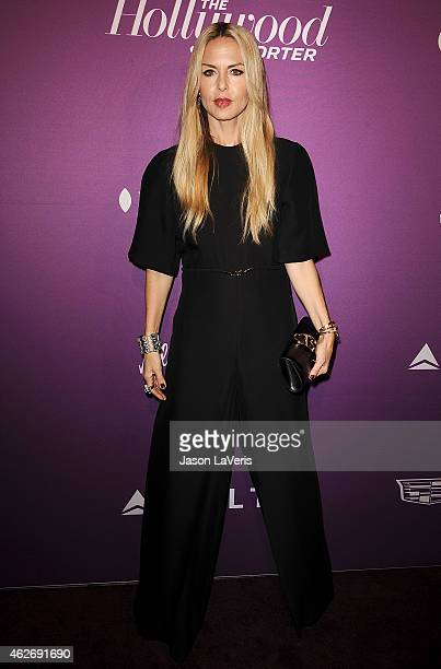 Stylist Rachel Zoe attends the Hollywood Reporter's 3rd annual Academy Awards nominees night at Spago on February 2 2015 in Beverly Hills California