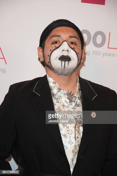 """Stylist Runningbear Ramirez attends the American Red Cross Centennial Celebration to Honor Disney as the """"Humanitarian Company of The Year"""" at the..."""