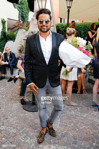 Stylist Samuel Sohebi during the Christian Louboutin Store Opening on June 23 2017 in Munich Germany