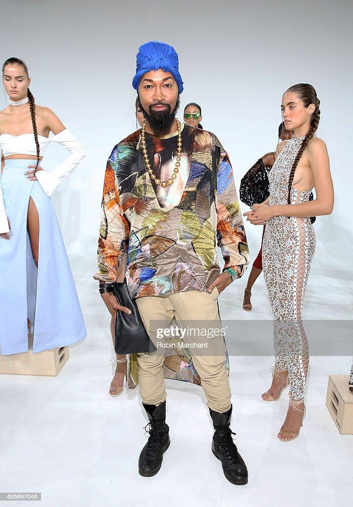Laquan Smith - Presentation - September 2016 - New York Fashion Week