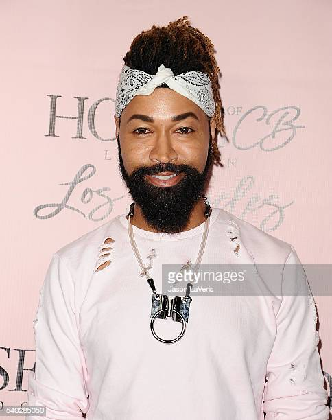Stylist Ty Hunter attends the House of CB flagship store launch at House Of CB on June 14 2016 in West Hollywood California