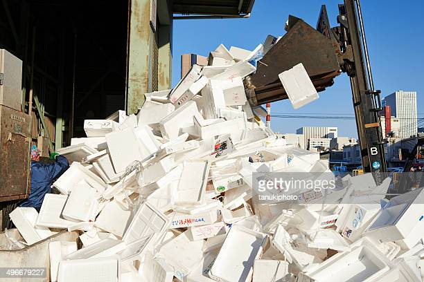 Styrofoam Recycling Center