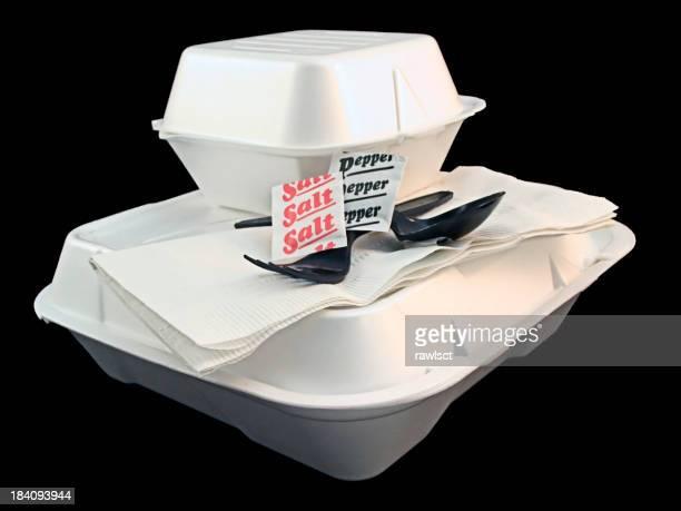 Styrofoam Still Life