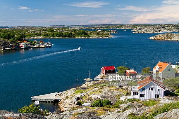 styrso island - arquipélago - fotografias e filmes do acervo
