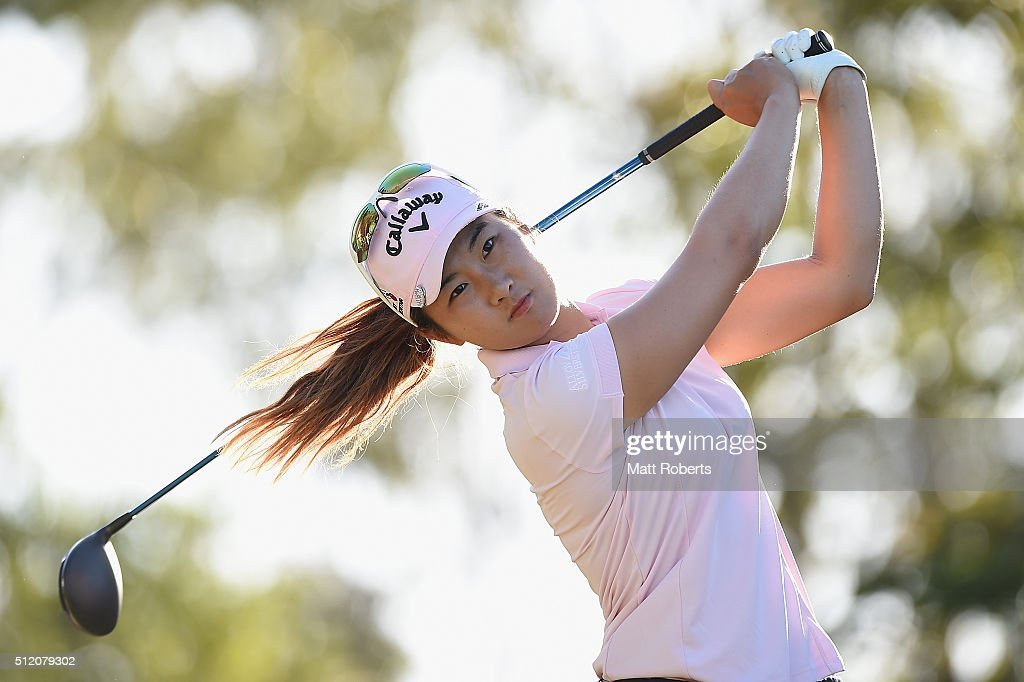 RACV Ladies Masters - Day 1 : News Photo