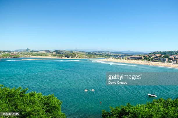 Suances beach