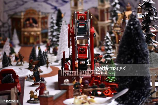 Suarez family like every year establishes a Christmas Village inside their home they have been carrying out this tradition for more than 15 years to...