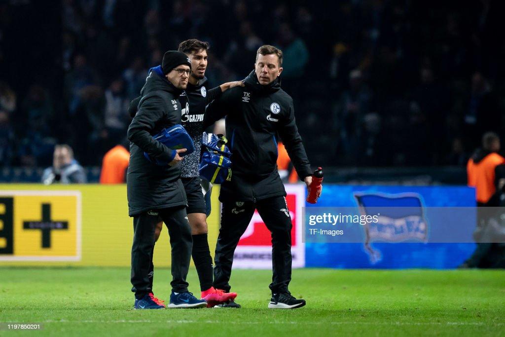 Hertha BSC v FC Schalke 04 - Bundesliga : News Photo