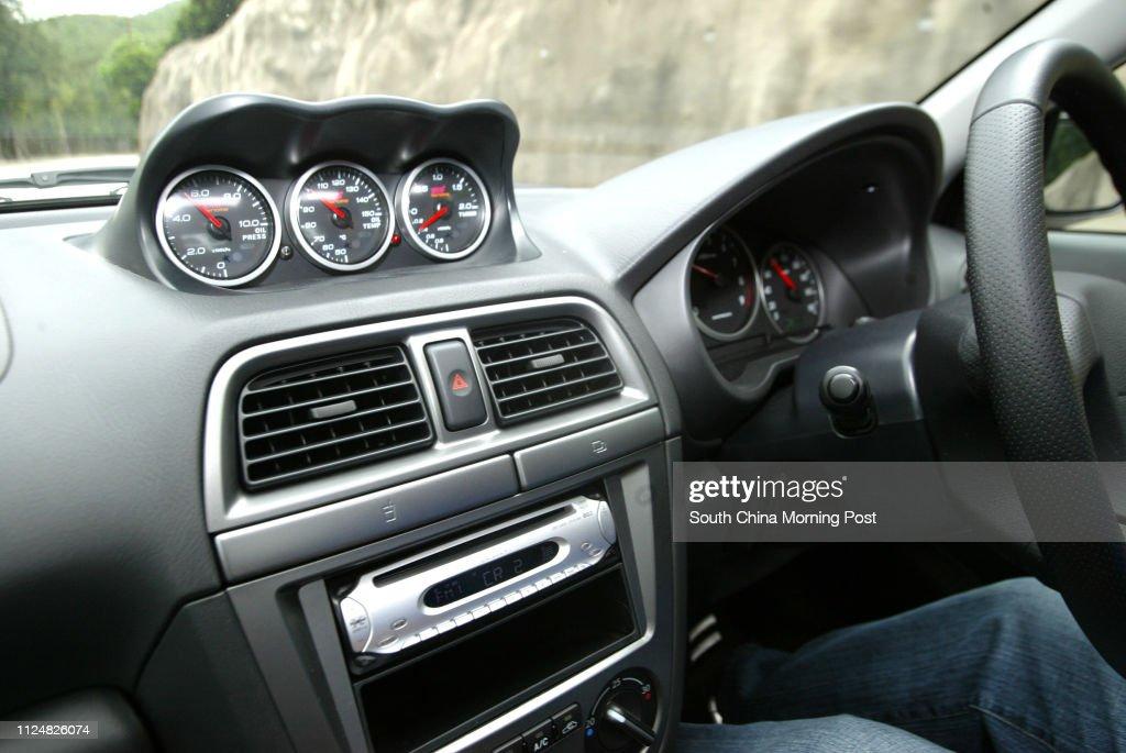 Subaru Wrx Interior Shek O Road For Motoring Page 17 May News Photo