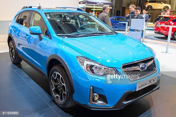 Subaru XV compact SUV