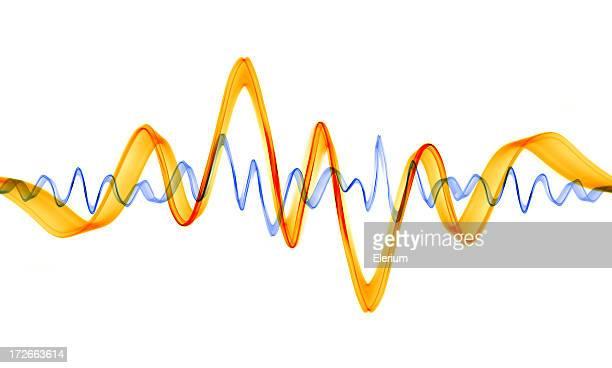 Sub-atomic Waves