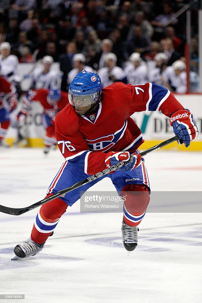 Tampa Bay Lightning v Montreal Canadiens : News Photo