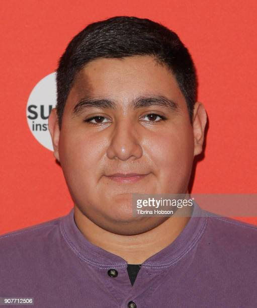 Subject Fernando Miguel Sanchez Villalobos attends the 'Inventing Tomorrow' Premiere during the 2018 Sundance Film Festival at Prospector Square...