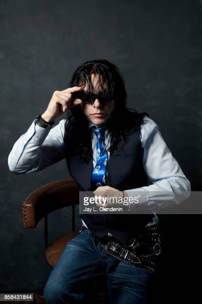 Subject Tommy Wiseau from the film The Disaster Artist poses poses for a portrait at the 2017 Toronto International Film Festival for Los Angeles...