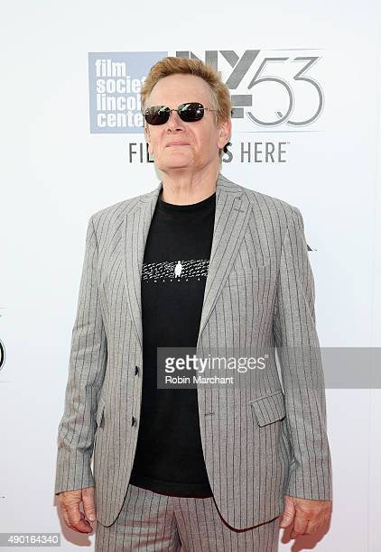 Subject/Book Author Philippe Petit attends the Opening Night Gala Presentation and The Walk World Premiere during 53rd New York Film Festival at...