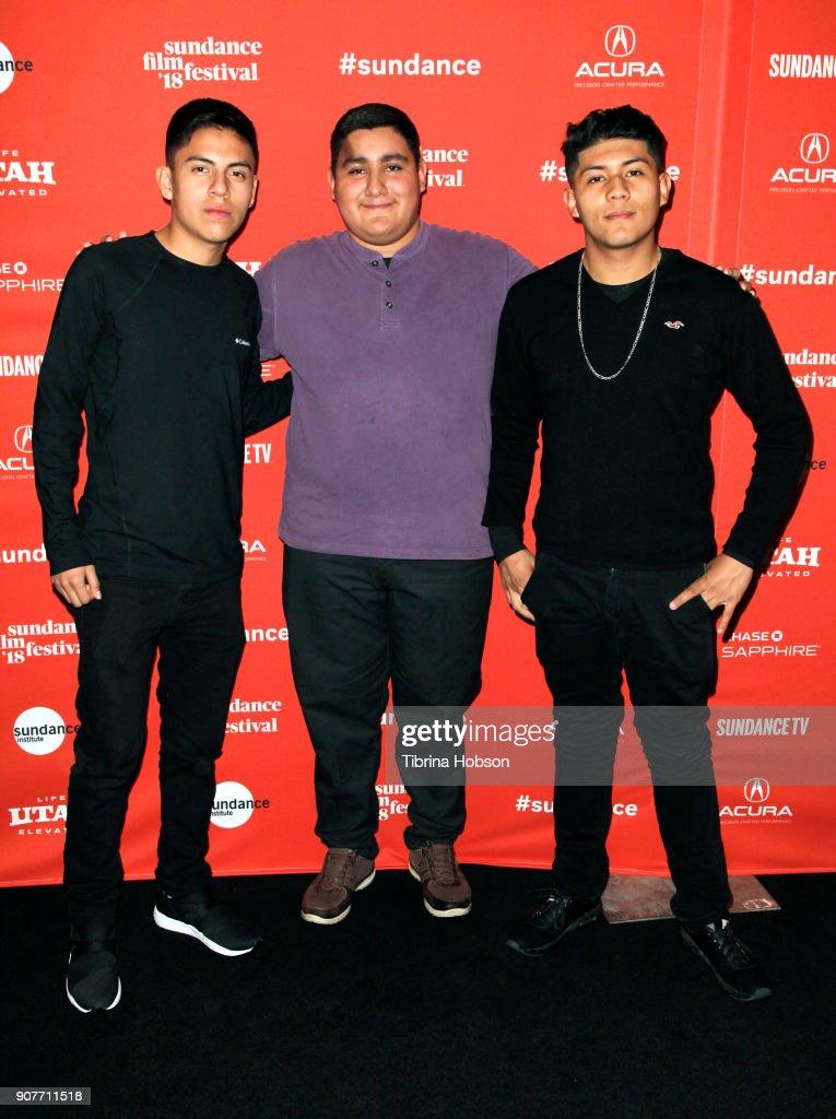 """2018 Sundance Film Festival - """"Inventing Tomorrow"""" Premiere"""