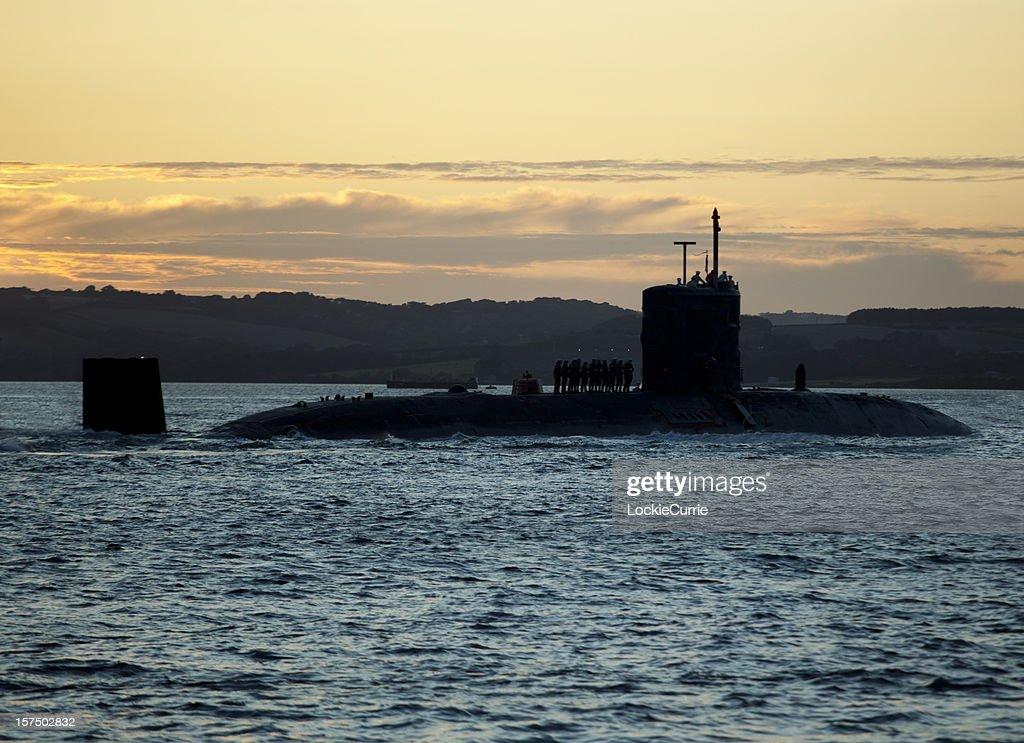 Submarine : Stock Photo