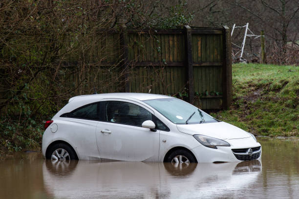 GBR: Storm Dennis Causes Flooding In The UK