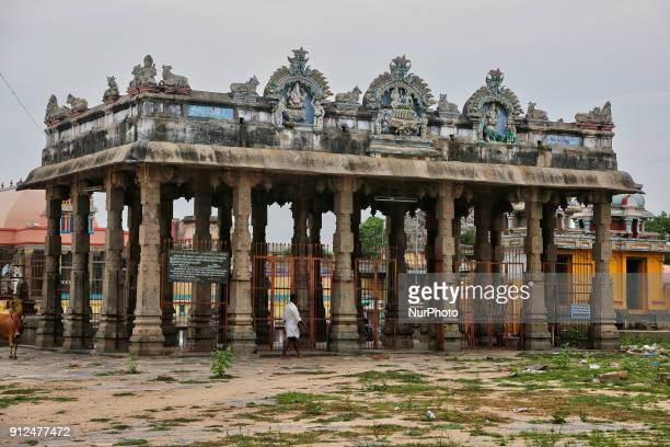 Subrahmanya shrine at the Nataraja Temple complex in Chidambaram Tamil Nadu India The Chidambaram Nataraja temple or Thillai Nataraja temple is a...