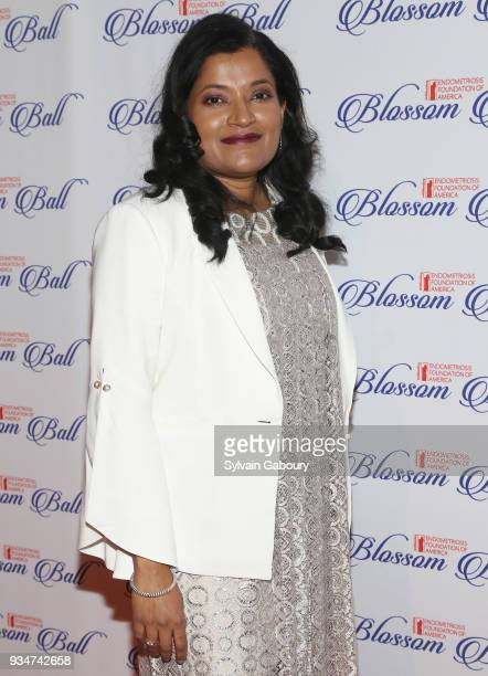 Subrata De attends The Endometriosis Foundation of America Celebrates their 9th Annual Blossom Ball Honoring SingerSongwriter Halsey on March 19 2018...