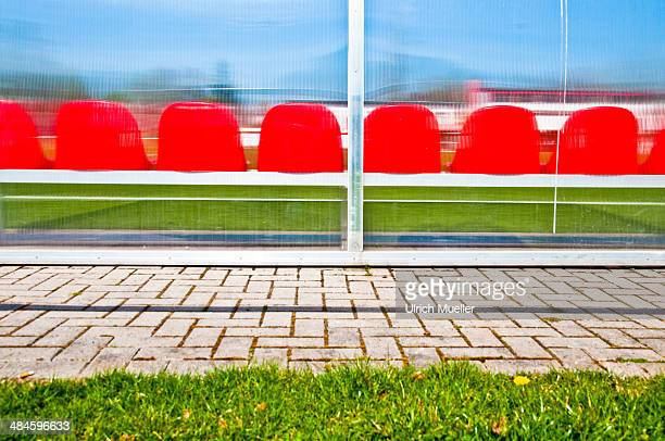 Substitute bench